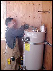 Our Santa Ana Plumbing Service Does Water Heater Repair