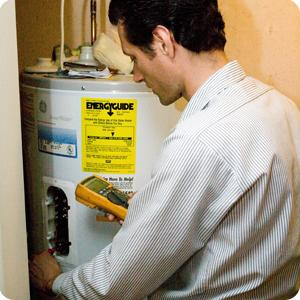 Our Santa Ana Plumbing Team Does Water Heater Inspections